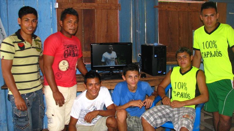 Radio Comunitária de Jamaraquá